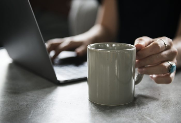 Kaffeemaschine Reparatur Tasse