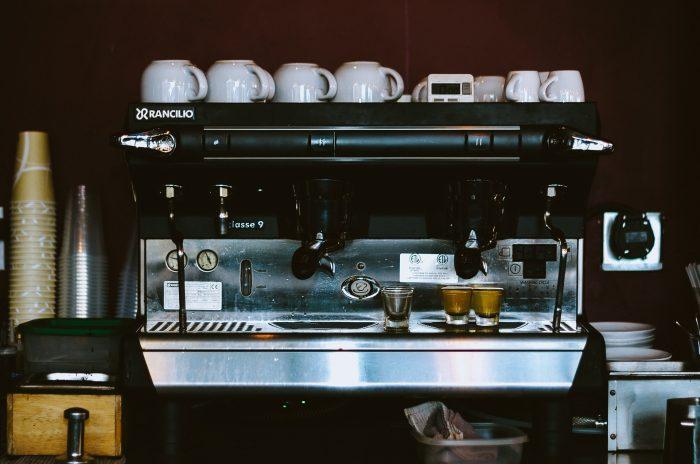 Kaffeemaschine Restaurant